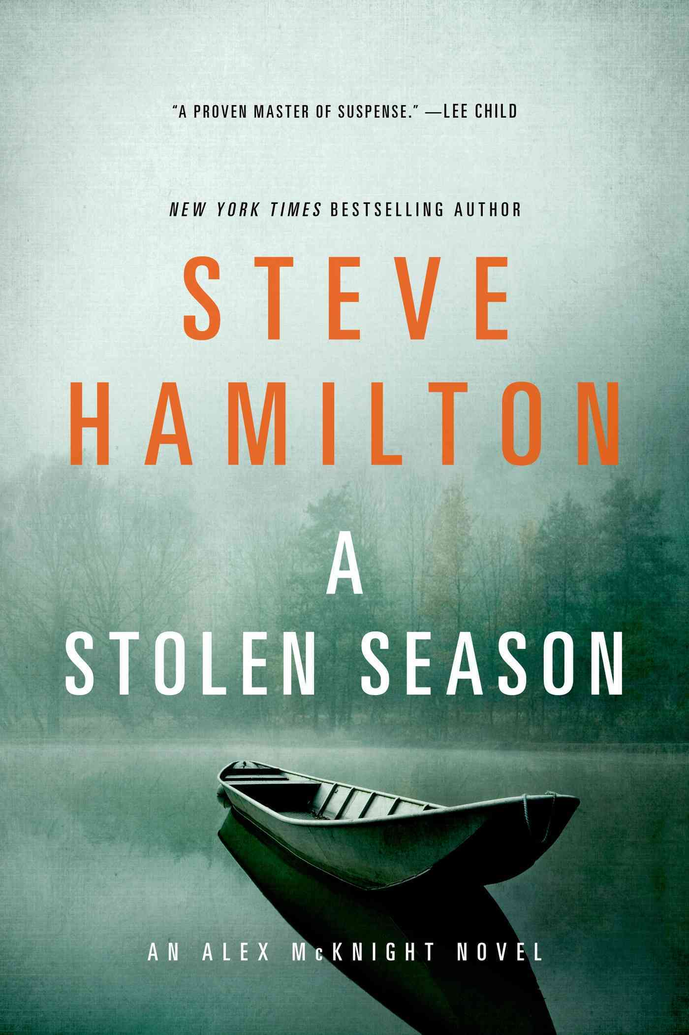 A Stolen Season By Hamilton, Steve