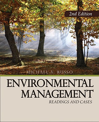 Environmental Management By Russo, Michael V. (EDT)